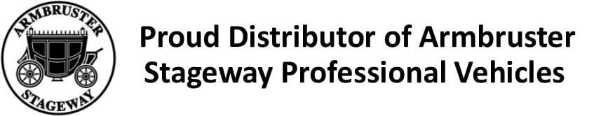 Proud Distributor Logo Black Text