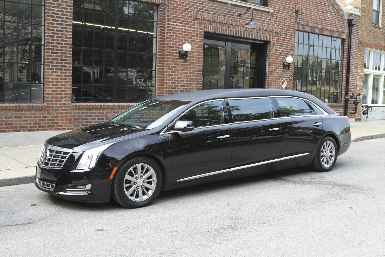 2014 Armbruster Stageway Cadillac six door limo for sale 1