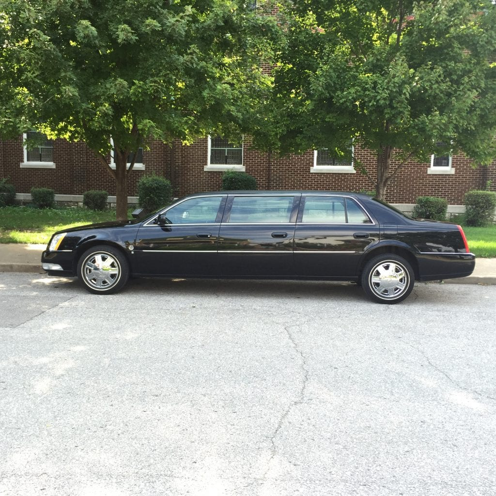 2007 Cadillac Federal Six Door Limousine
