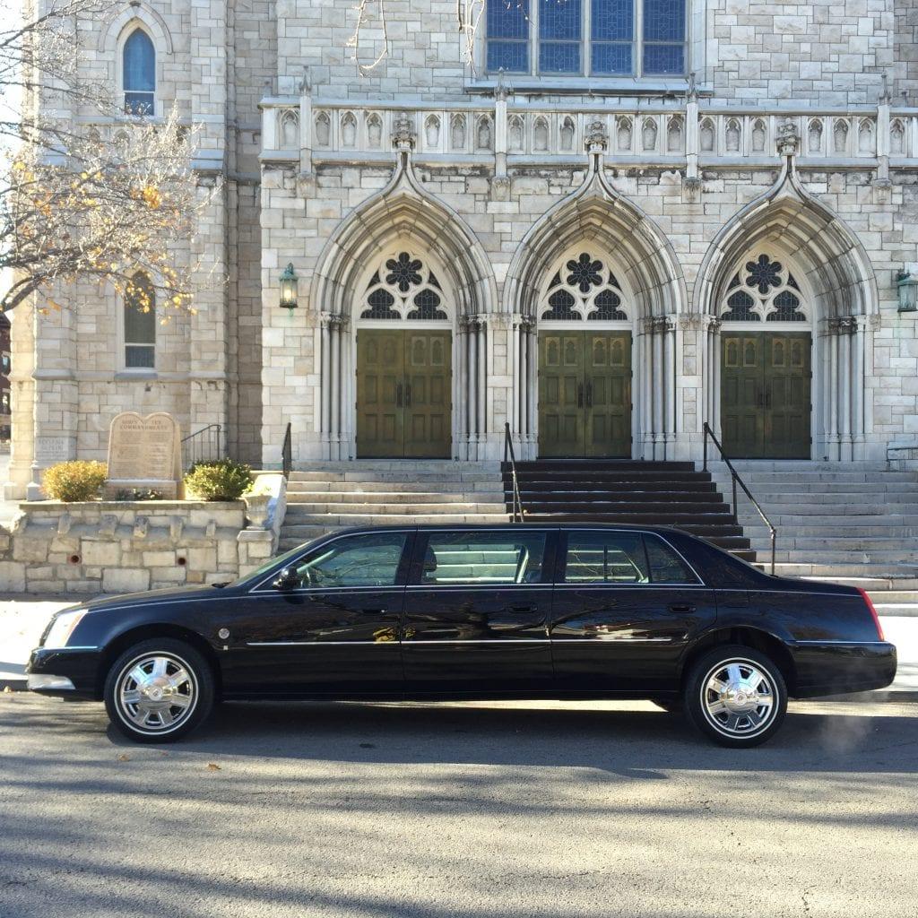 2008 Cadillac Six Door Limousine for Sale