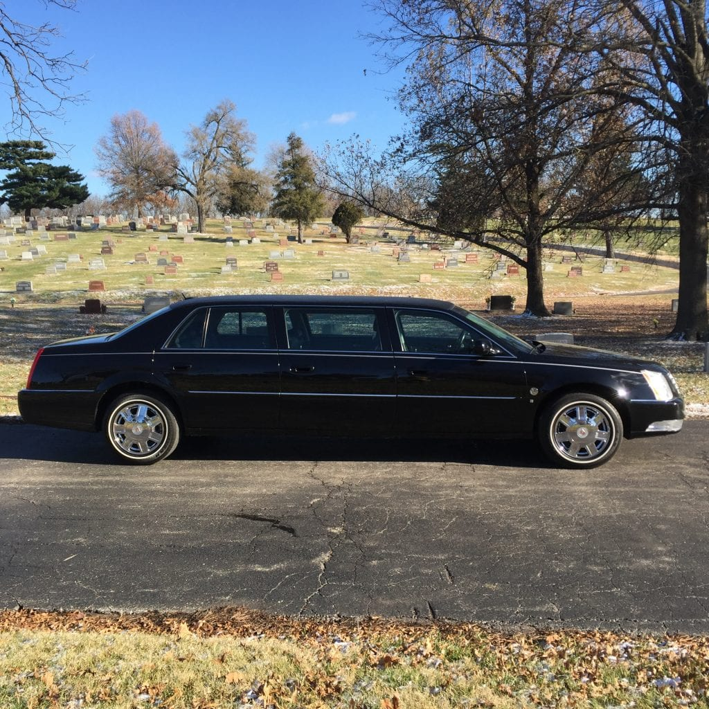 2008 Cadillac Six Door Limousine
