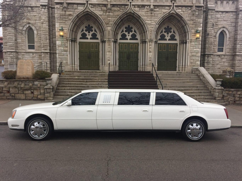2004 Cadillac 24 hour limo