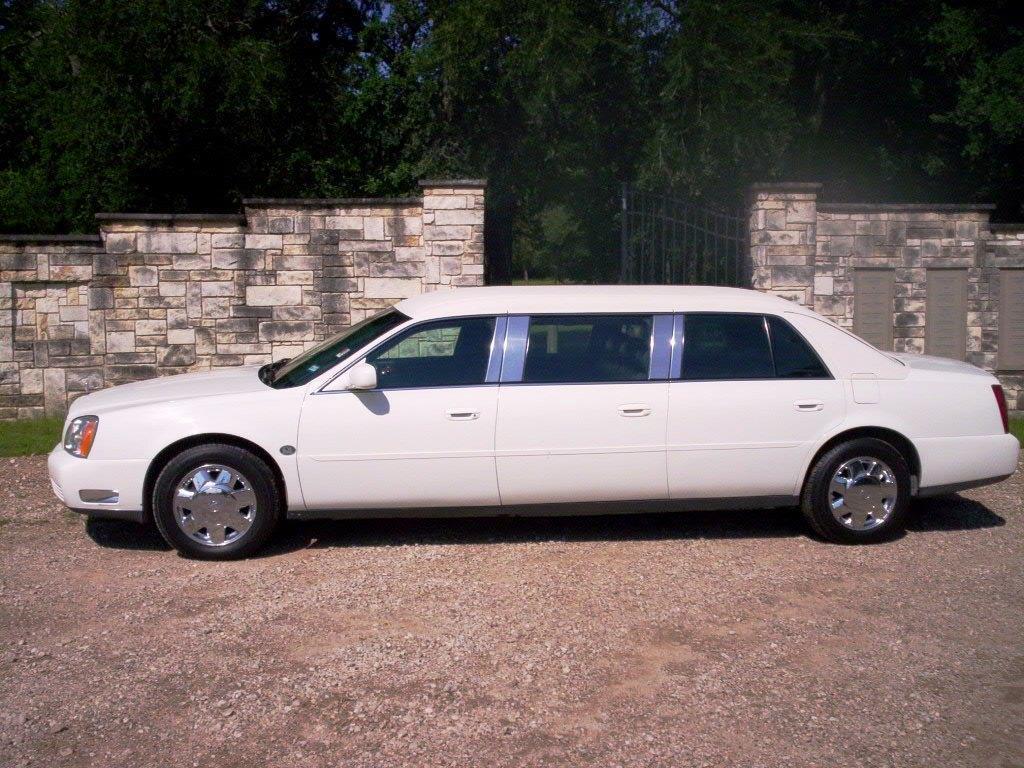 2005 six door limo