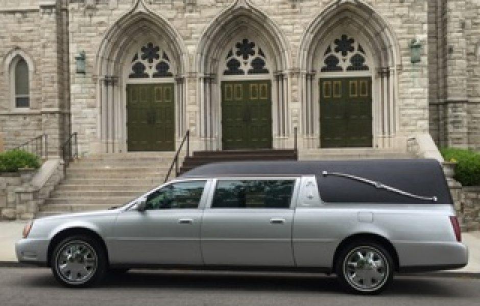 2001 Cadillac Federal Hearse Southwest Professional