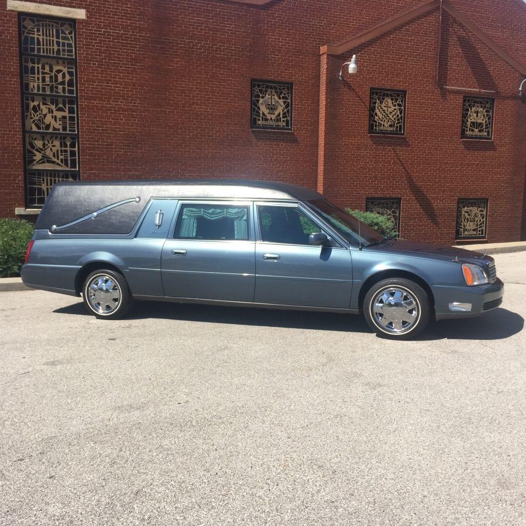 2001 Cadillac S&S Masterpiece Coach