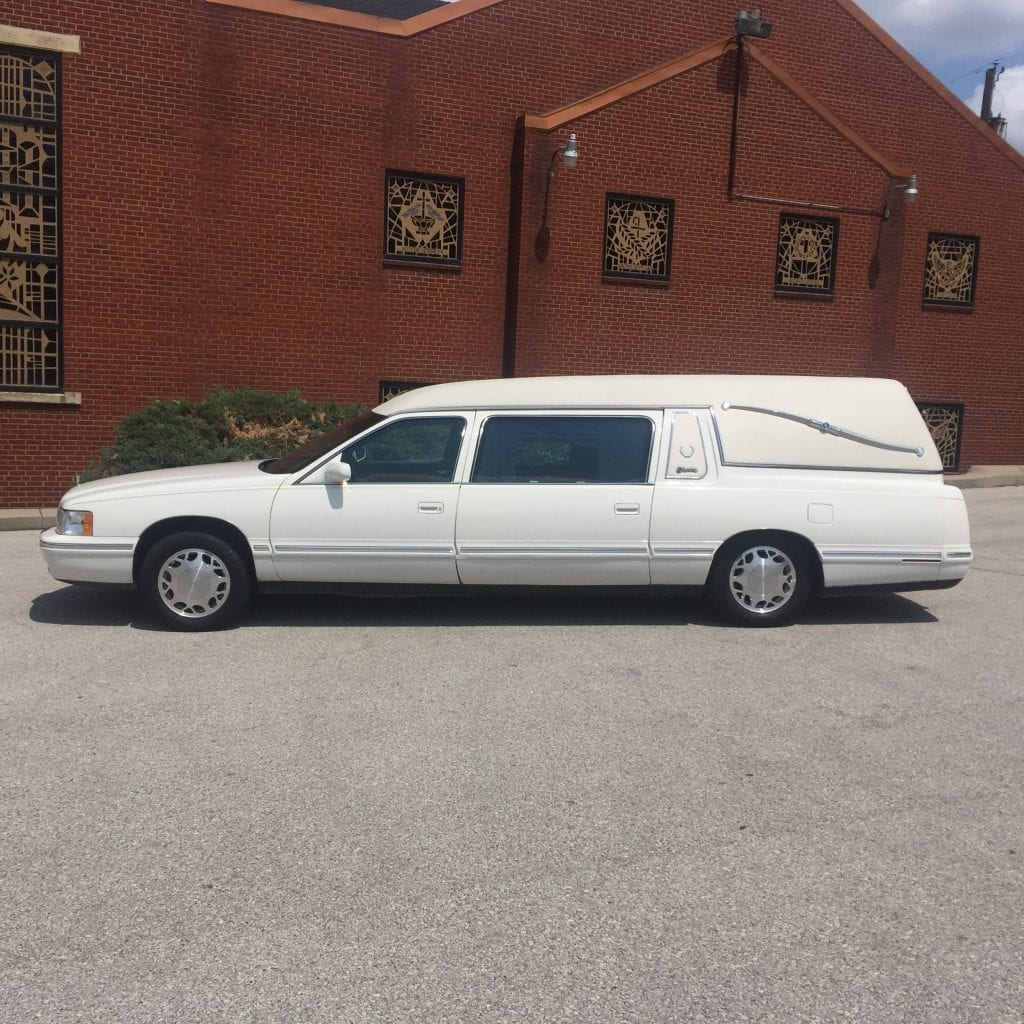 Used Funeral Coach for Sale