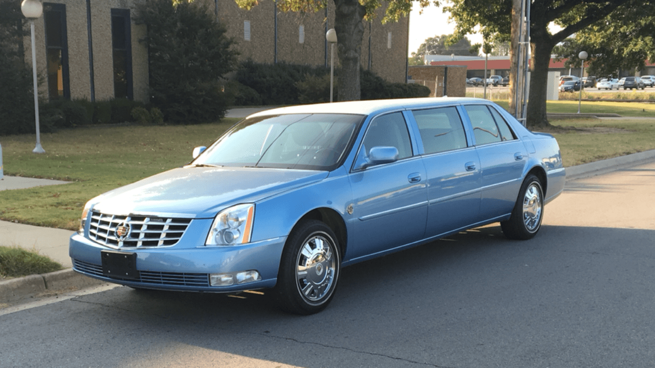 2011 Cadillac Limo for sale 1