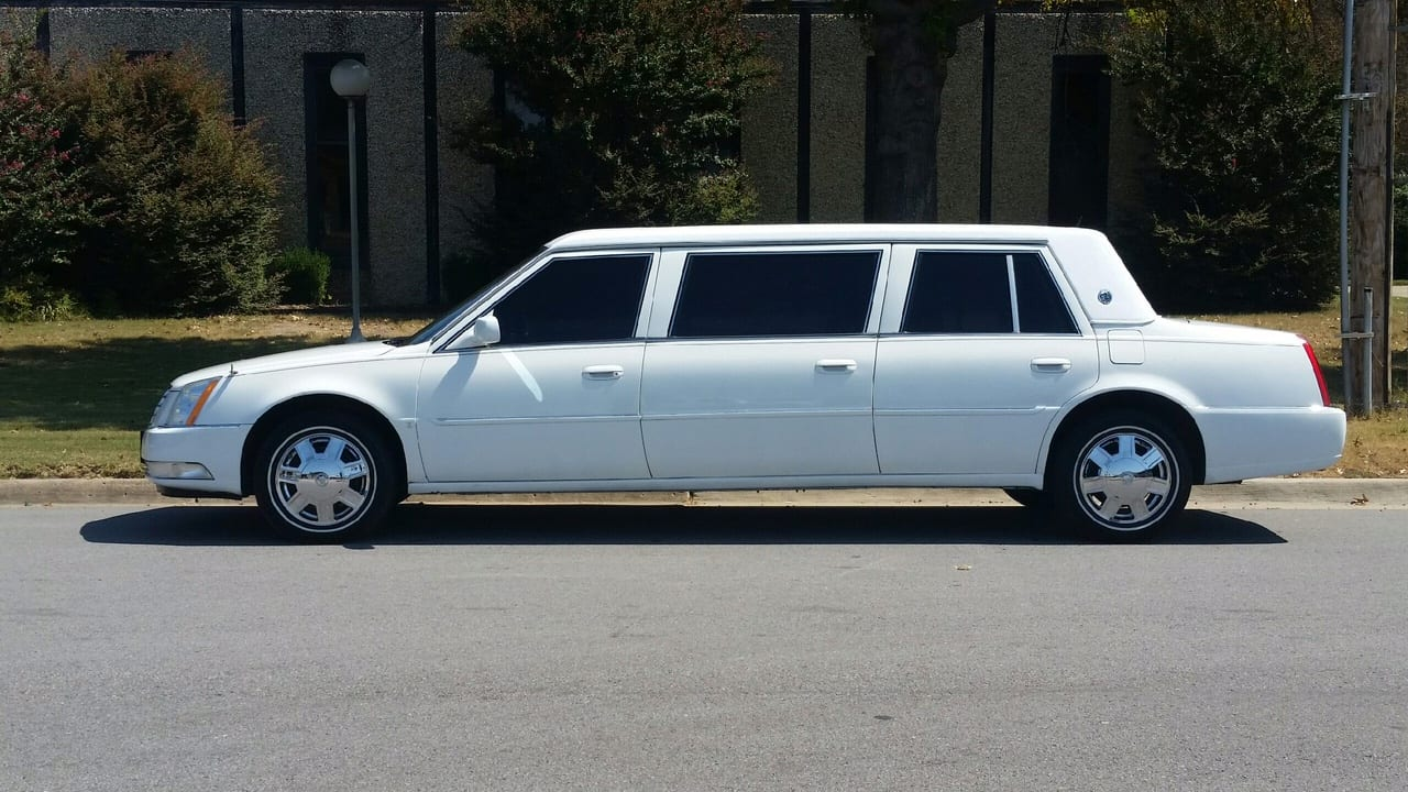 2006 Cadillac S&S Presidential Limo