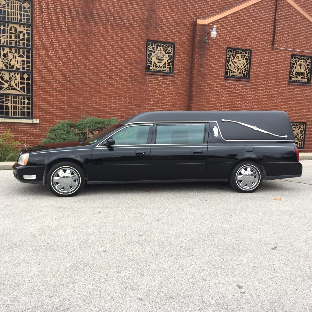 2002 Used Federal Hearse for Sale 1