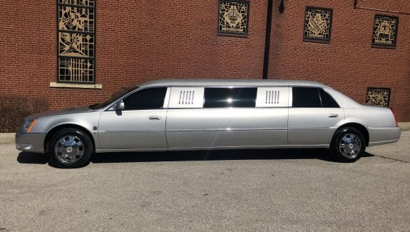 2009 limo for sale