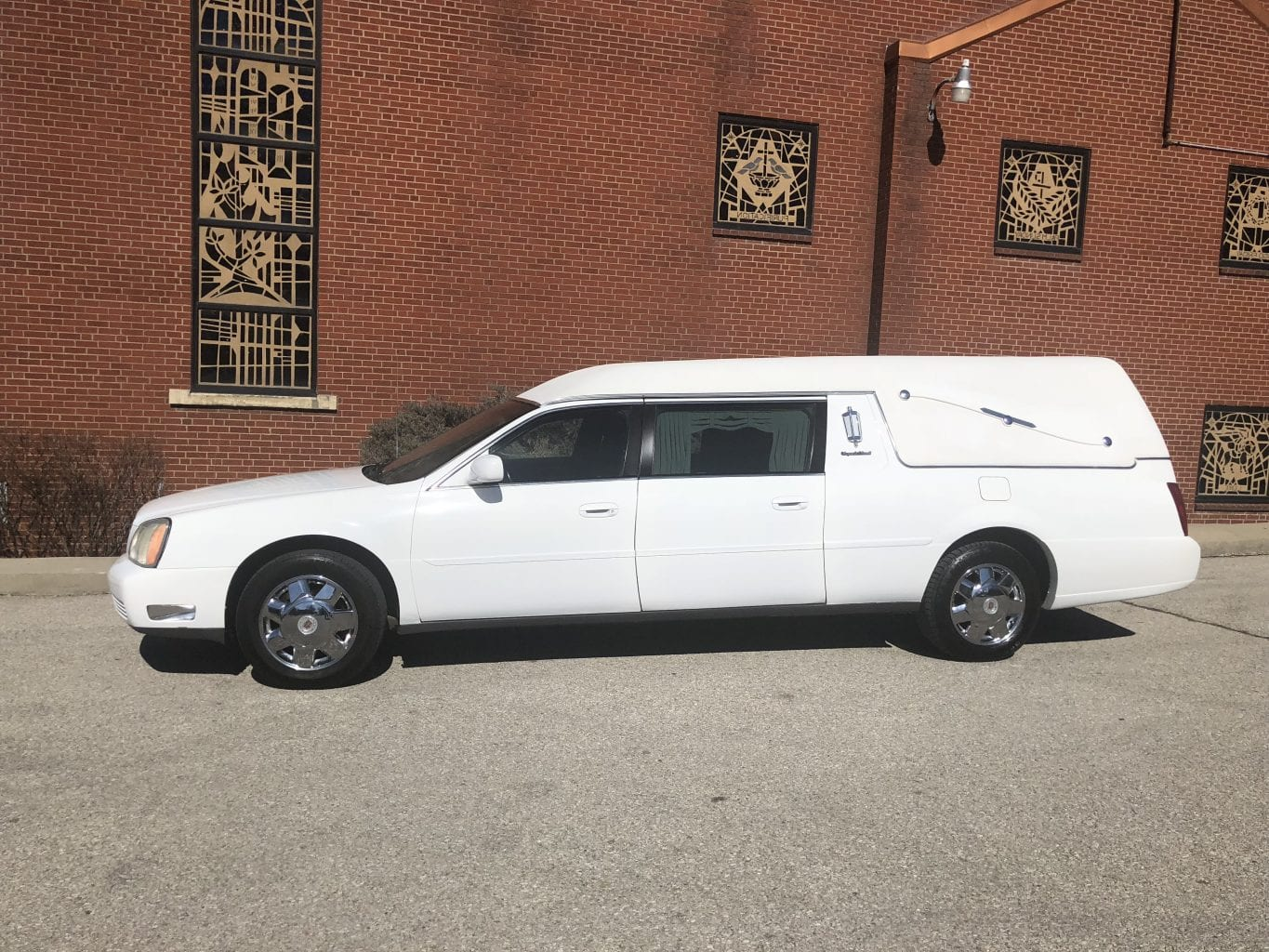 2001 Cadillac Used Hearse for Sale