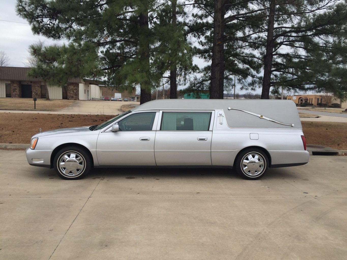 2003 Used Cadillac Hearse For Sale