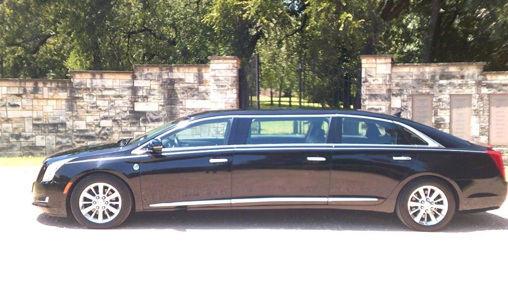 2013 Cadillac Federal six door limo for sale 1