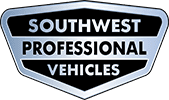 Southwest Professional Vehicles Logo - New and Used Funeral Cars For Sale