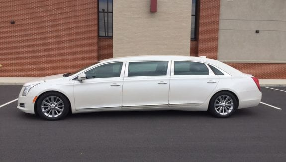 Used 2015 Cadillac Six Door Limo for Sale 1