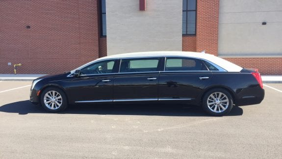 2014 Cadillac Six Door Limo 2