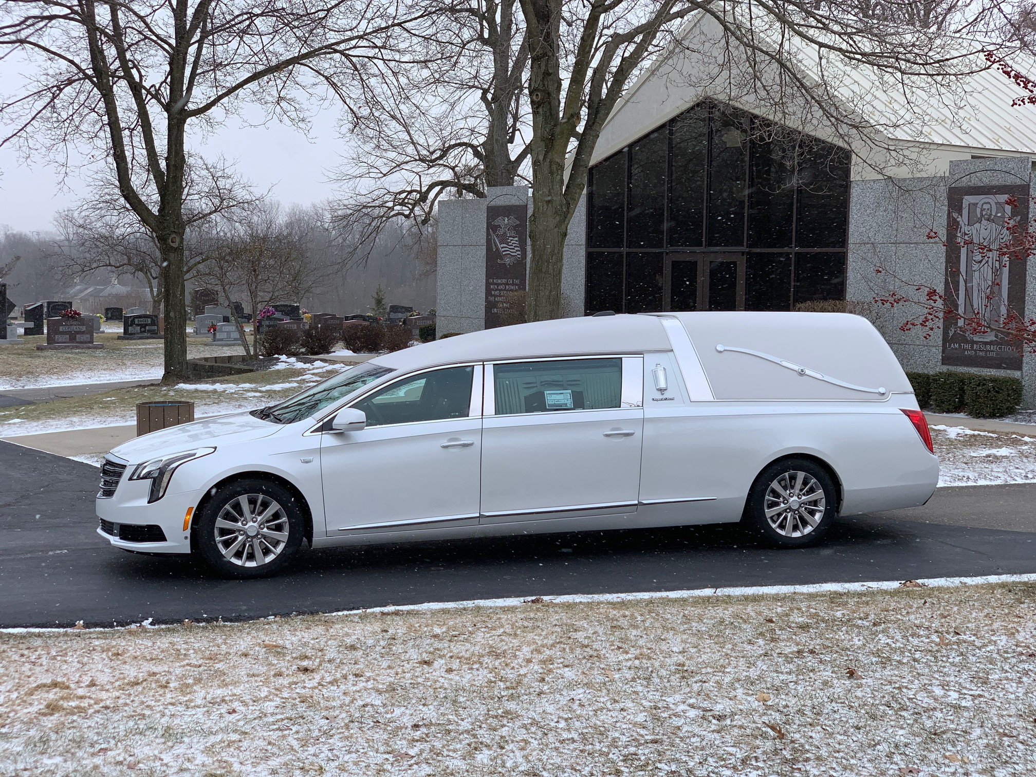 2019 Cadillac new Hearse for Sale 1
