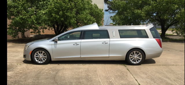 2015 Used Flower car hearse for sale 1