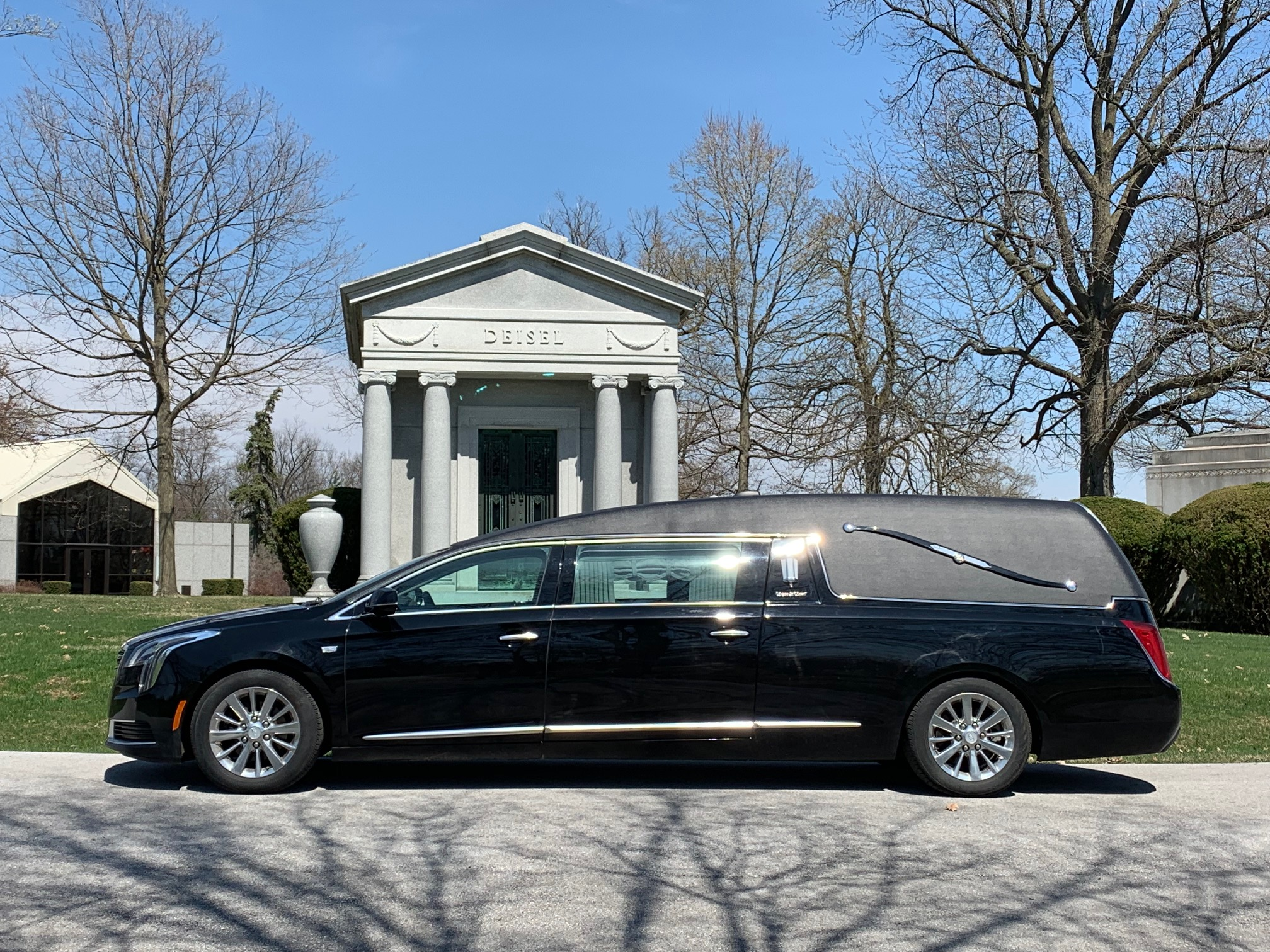 2018 Used SS Hearse For Sale 1