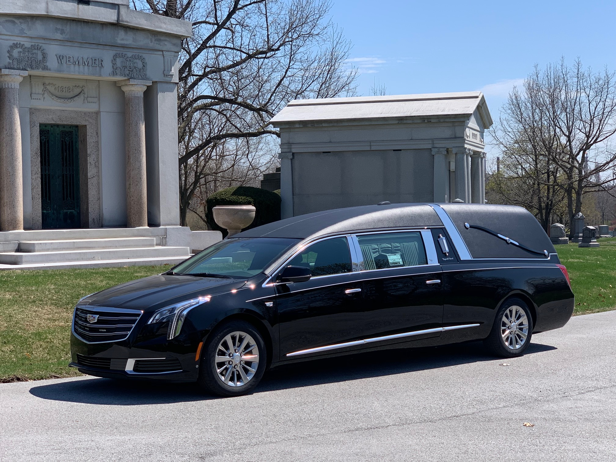 New 2019 Cadillac SS Hearse for Sale 1