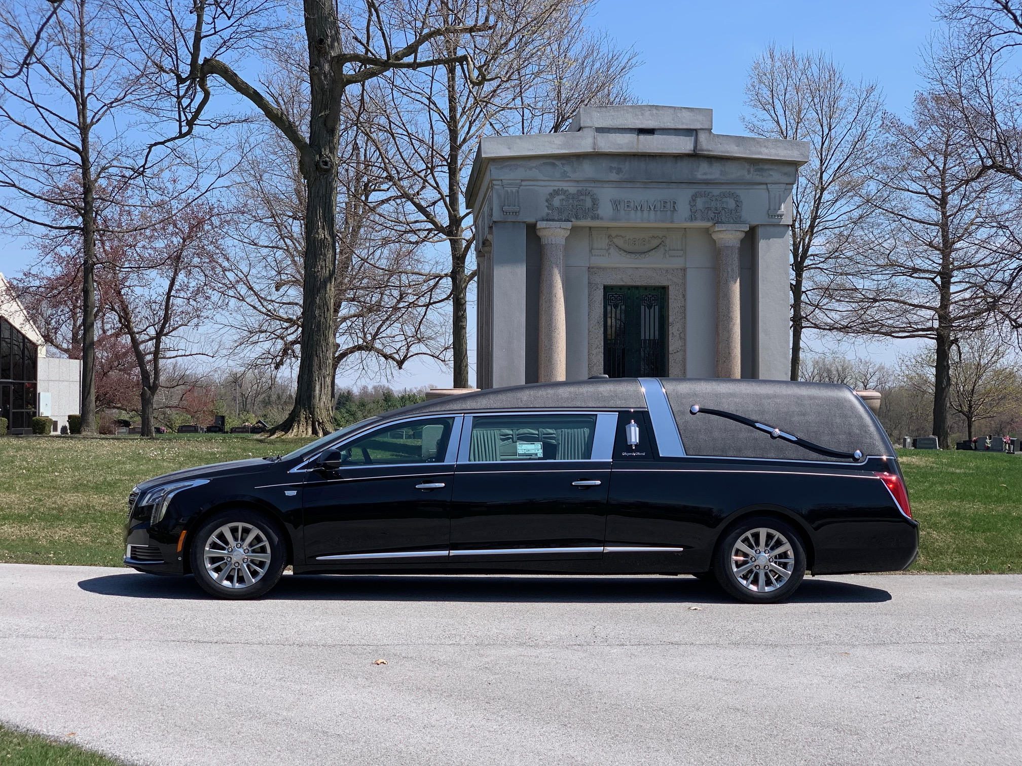 New 2019 Cadillac SS Hearse for Sale 2
