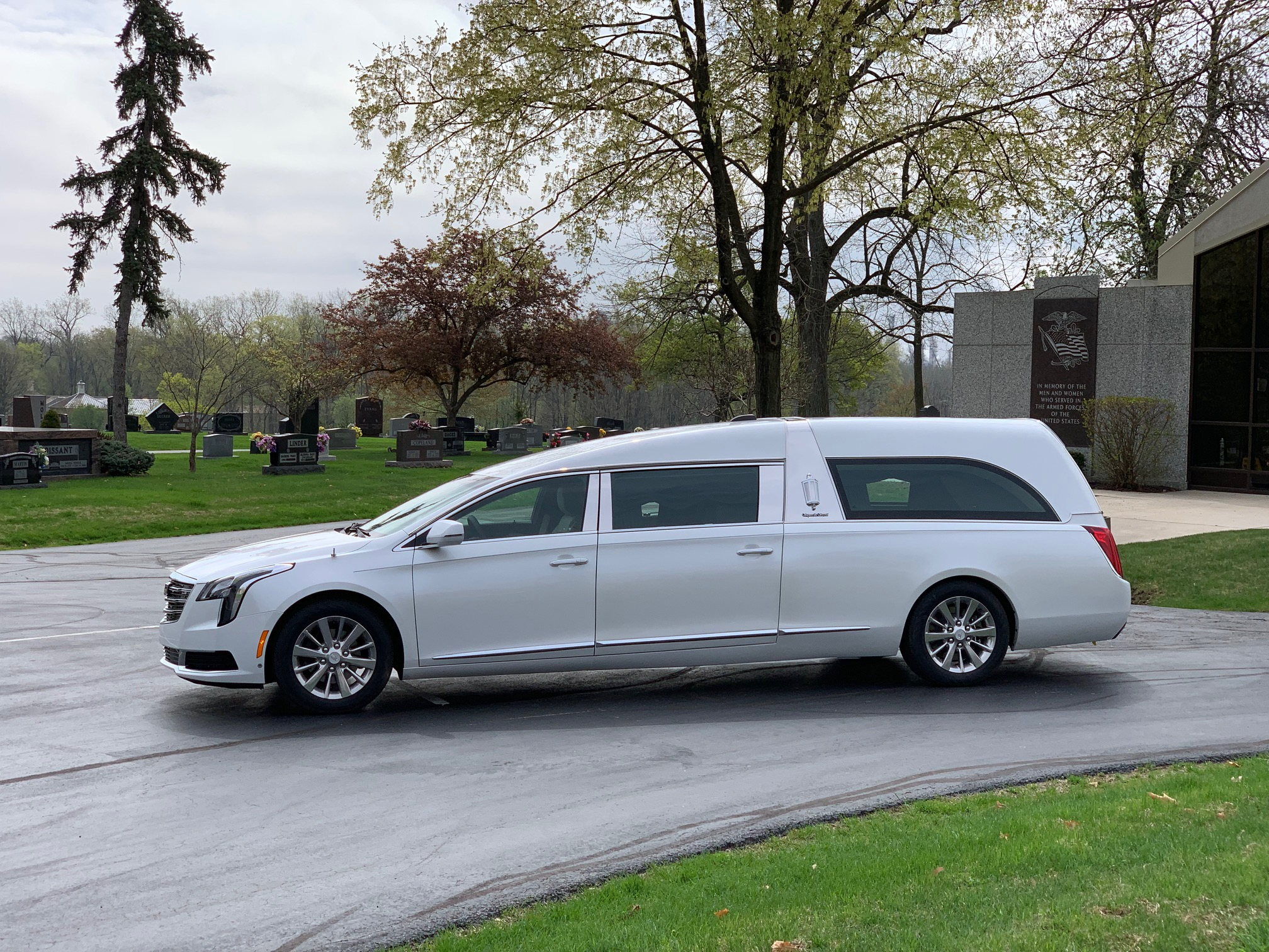 New Park Hill Hearse for Sale 4