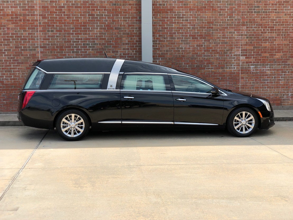 2014 Black Armbruster Stageway Crown Regal funeral hearse for sale