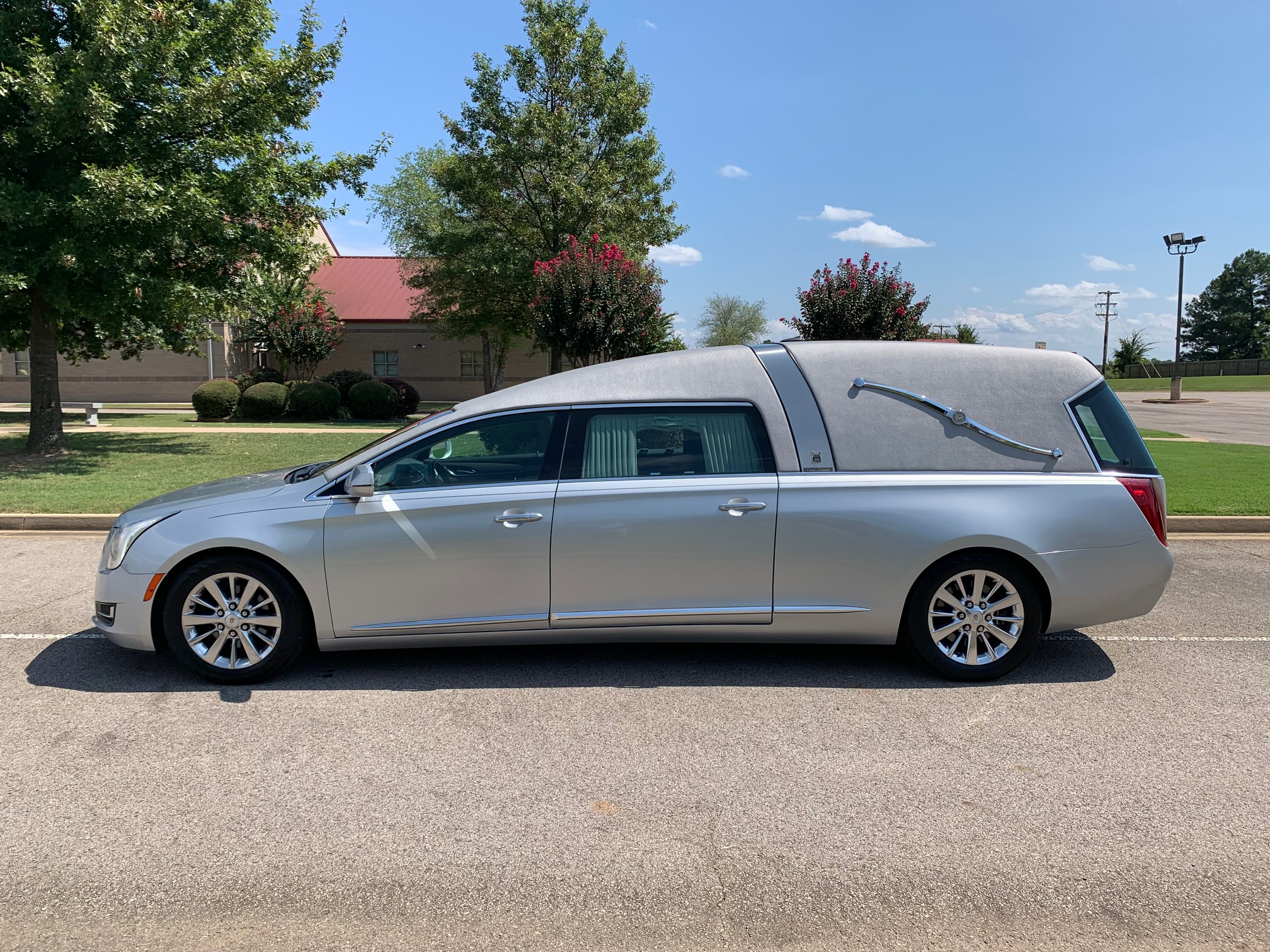 2014 Used Cadillac Hearse for Sale