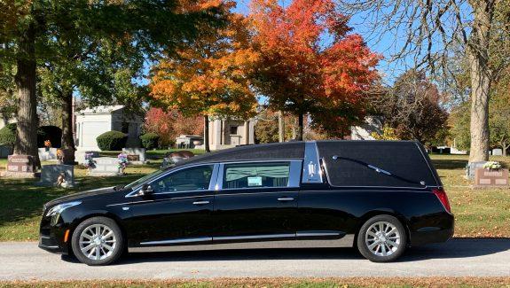 2019 Cadillac S&S Victoria Coach