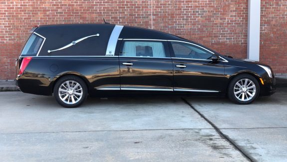2014 Funeral Coach Armbruster Stageway Crown Landaulet Hearse For Sale