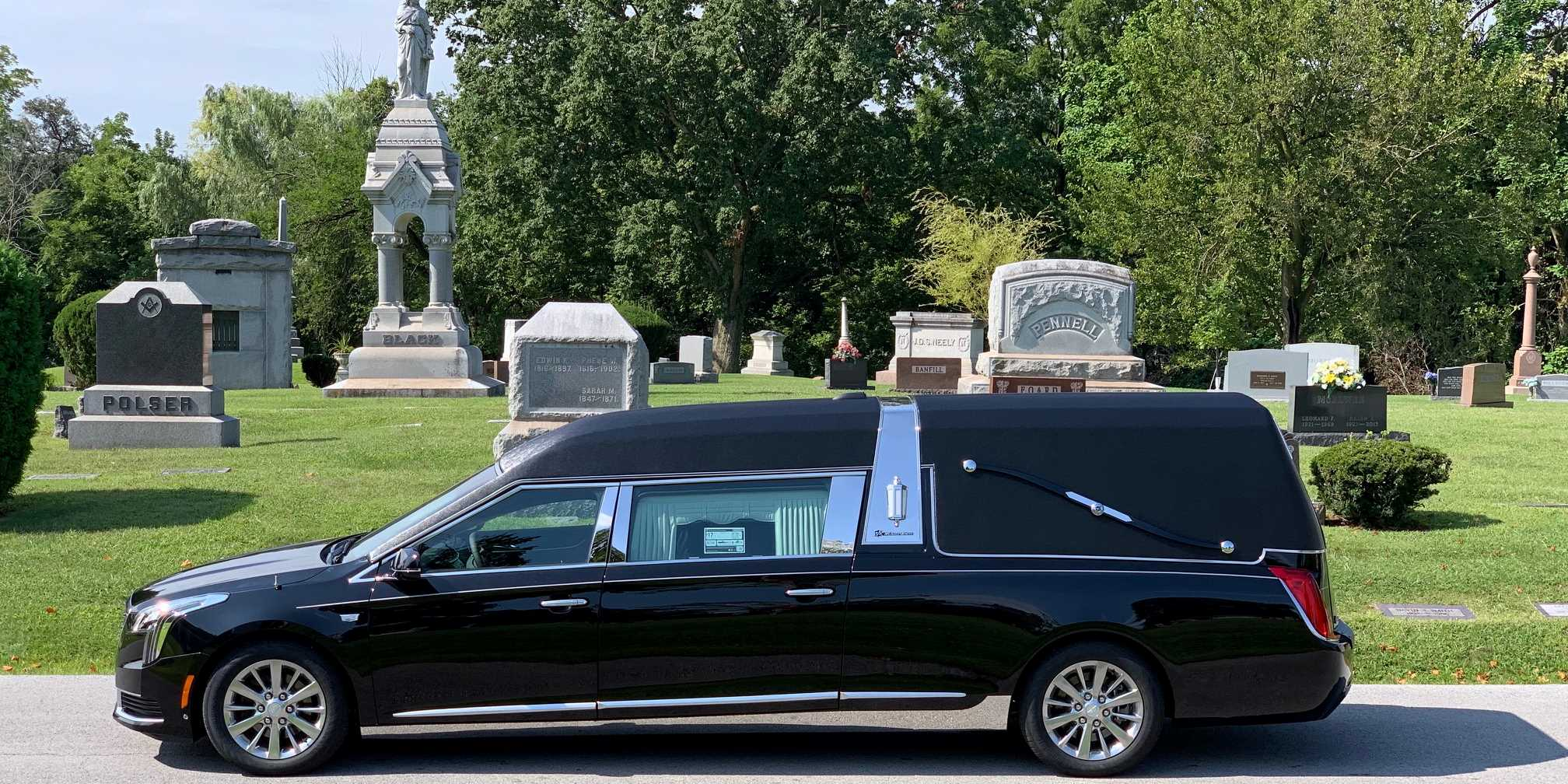 Financing A New Hearse For Sale