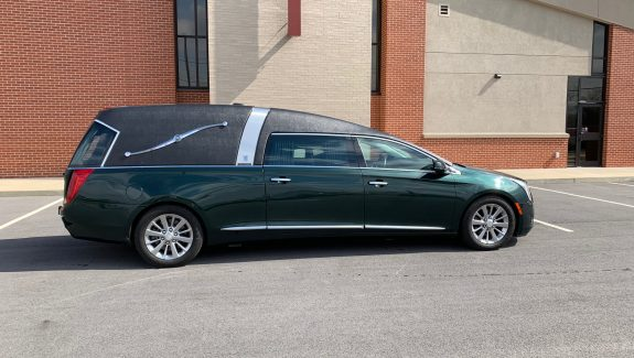 2017 Cadillac Armbruster Stageway - Crown Landaulet Polo Green
