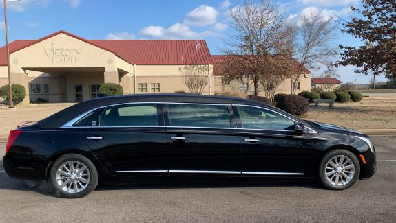 2016 Cadillac Armbruster Stageway - Six Door Limo 52""