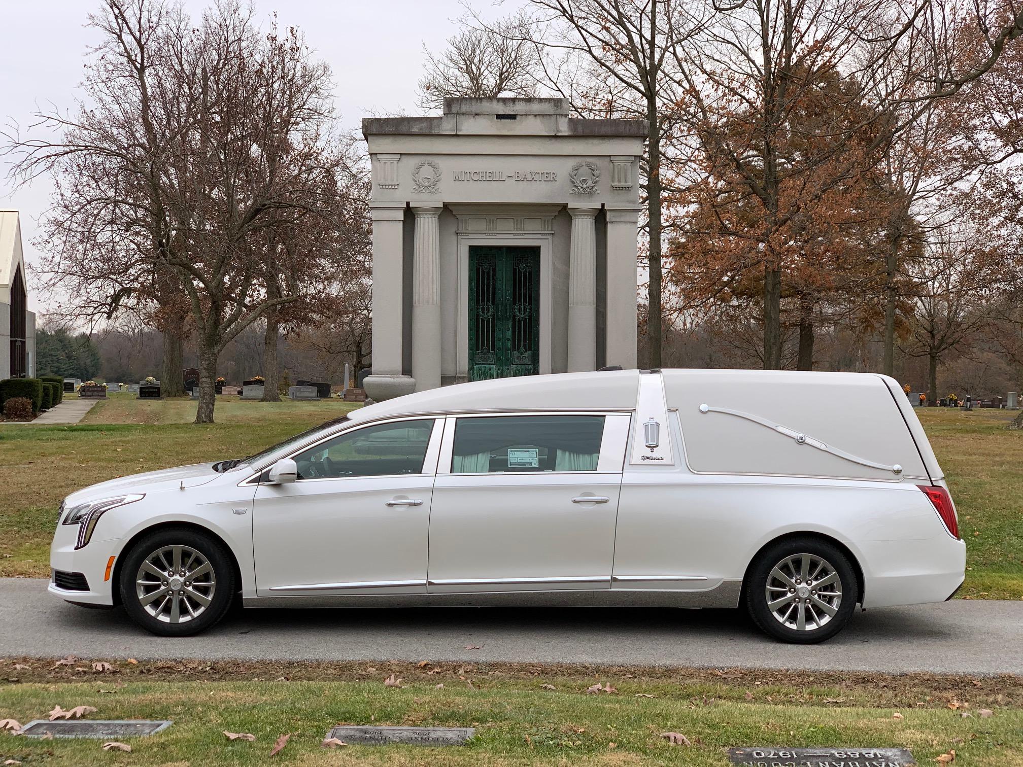 2019 Cadillac S&S Victoria Hearse For Sale
