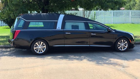 2016 Black Crown Regal Armbruster Stageway Funeral Coach Hearse For Sale
