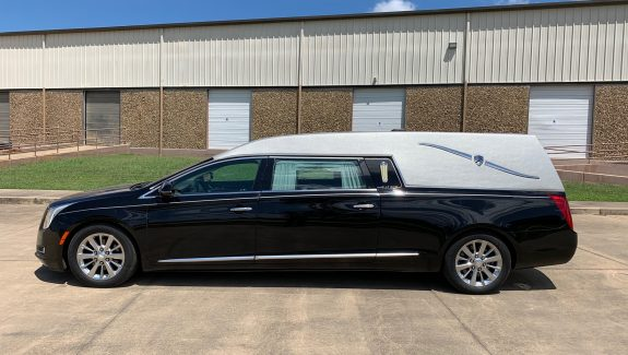 2016 Cadillac Platinum Coach Hearse For Sale