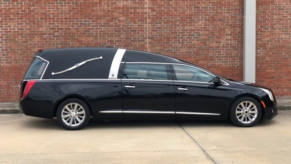 2015 Landaulet Black Armbruster Stageway Crown Landaulet Funeral Coach Used Hearse For Sale