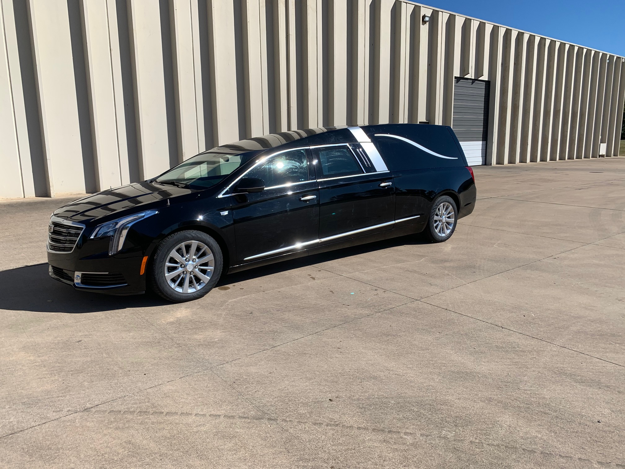 2019 Cadillac Miller Meteor Coach Hearse For Sale
