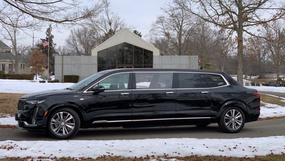 2021 S&S XT6 Presidential Six Door Limousine New Funeral Limo For Sale