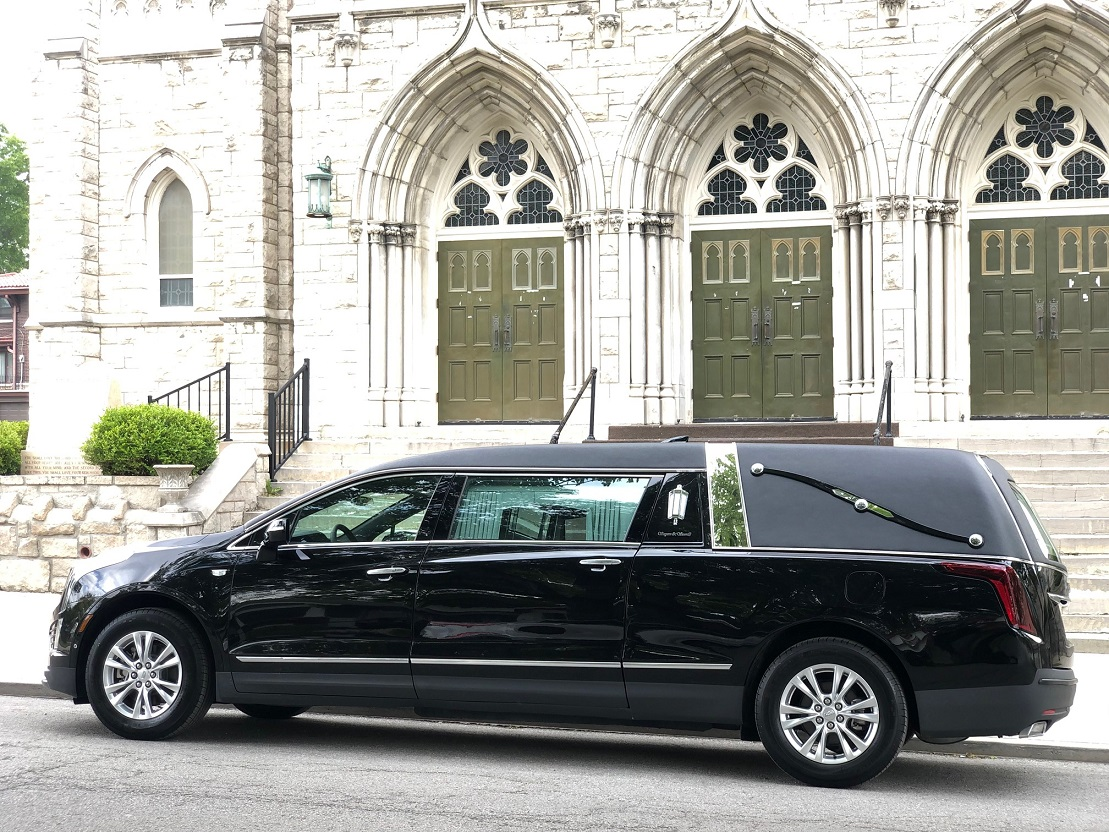2021 Cadillac S&S Medalist Funeral Coach New Hearse For Sale