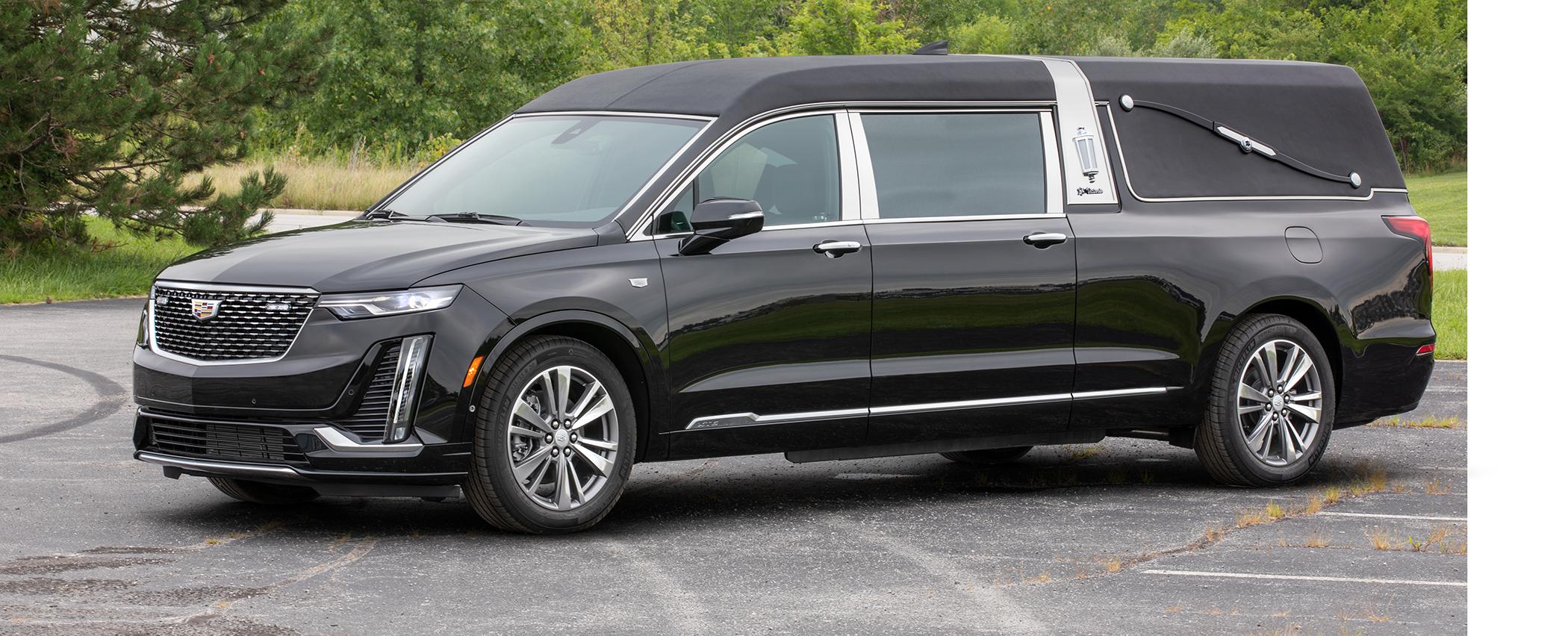 2021 Cadillac S&S Victoria Coach Hearse For Sale