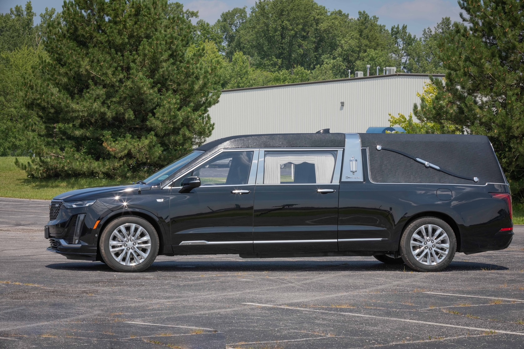 2021 Cadillac S&S Masterpiece Coach Hearse For Sale